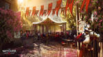 Witcher 3 Wild Hunt Blood and Wine Wine Festival