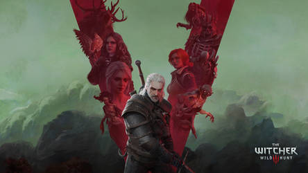 The -Witcher 3 Wild Hunt 5th Anniversary