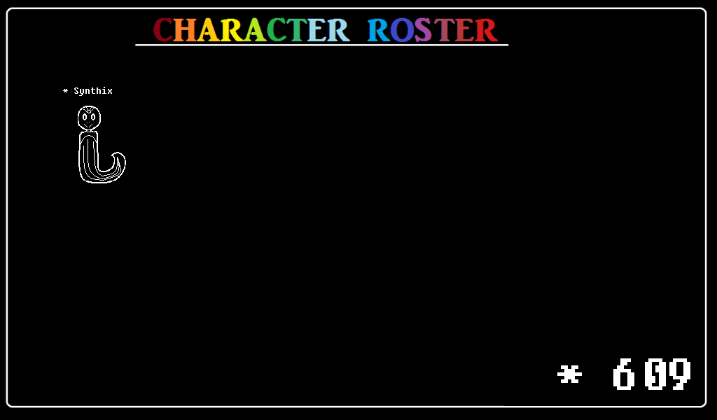 * Character Roster - Forget the Surface by netflixandsapphire