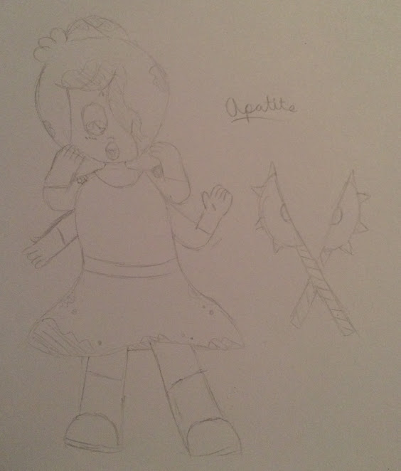 (fusion request) apatite by netflixandsapphire