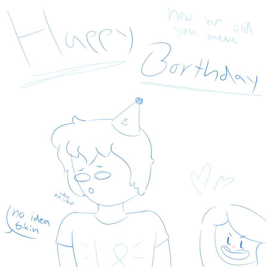 blain boy's borthday by netflixandsapphire