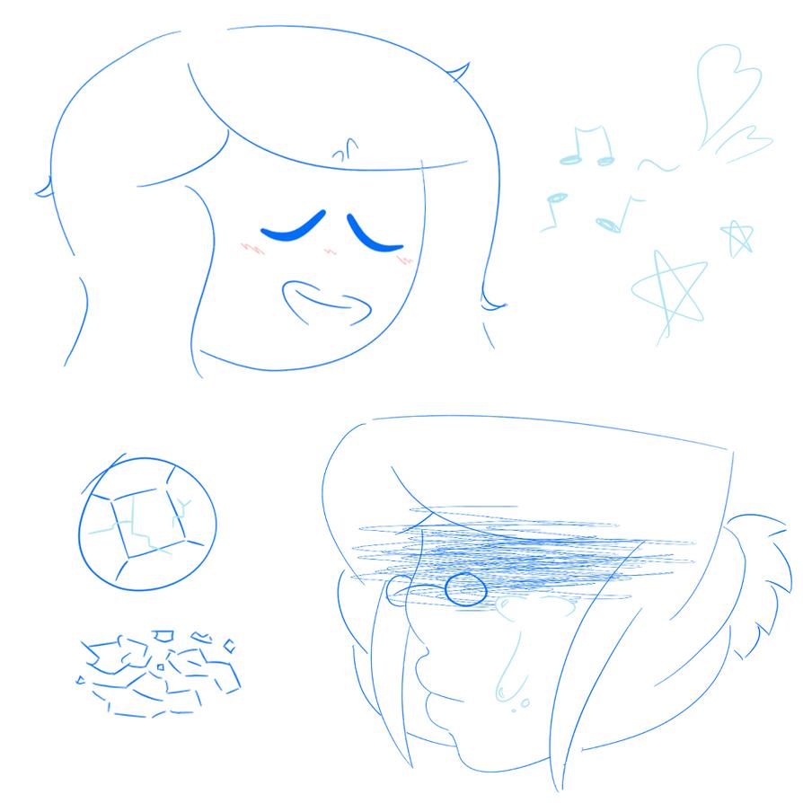 inspiration doodles by netflixandsapphire