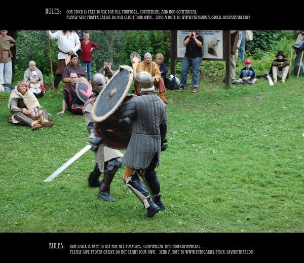 Battle scenes 5 by Mithgariel-stock