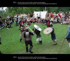 Battle scenes 21 by Mithgariel-stock