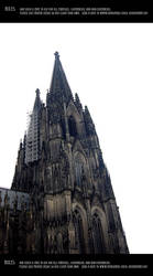 Cologne cathedral 2 by Mithgariel-stock