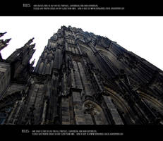 Cologne cathedral 5 by Mithgariel-stock
