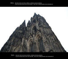 Cologne cathedral 16 by Mithgariel-stock