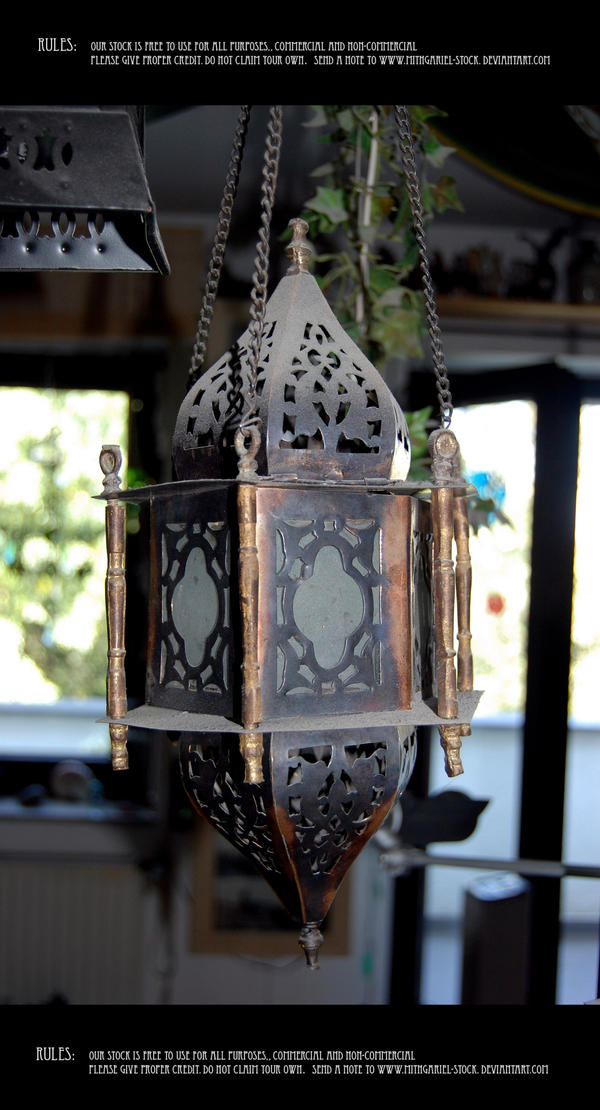 Siobhan's lanterns 5 by Mithgariel-stock