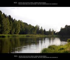 Random landscape 5 by Mithgariel-stock