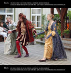 Medieval dancers 3