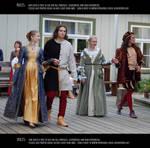 Medieval dancers 4