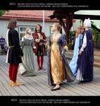 Medieval dancers 10