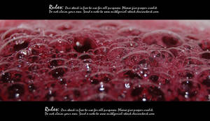 Bubbling blood texture 2