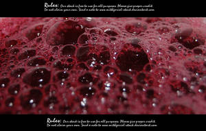 Bubbling blood texture 3 by Mithgariel-stock