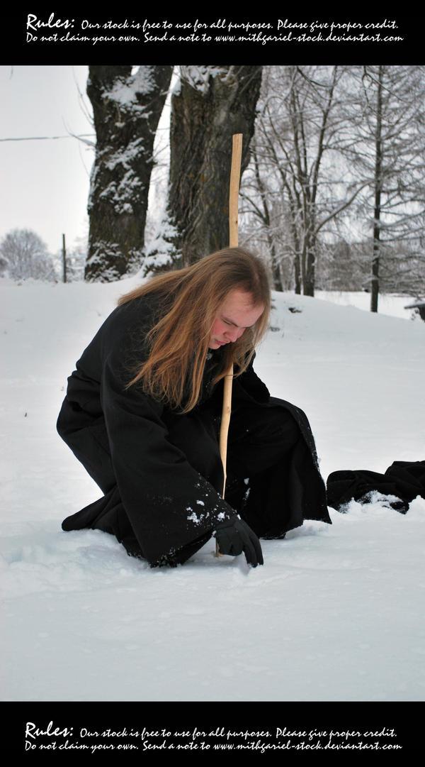 Winter wonderer 22 by Mithgariel-stock
