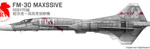 FM-30 Maxssive -NERV-