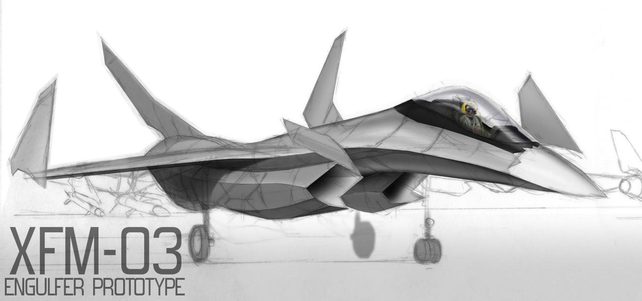 XFM-03 by fighterman35
