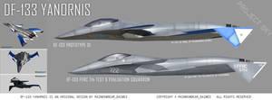 DF-133 YANORNIS by fighterman35