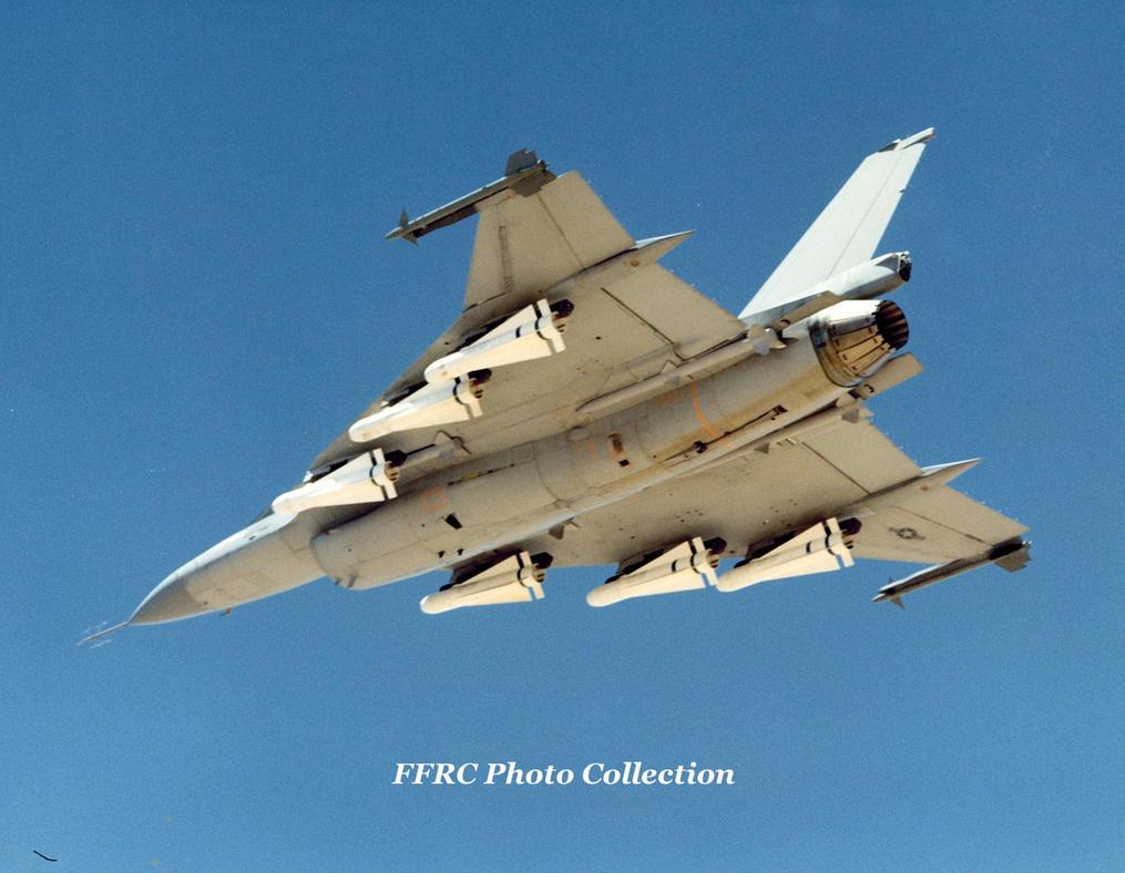 General Dynamics YF-16 Prototype Livery Pack v1.1