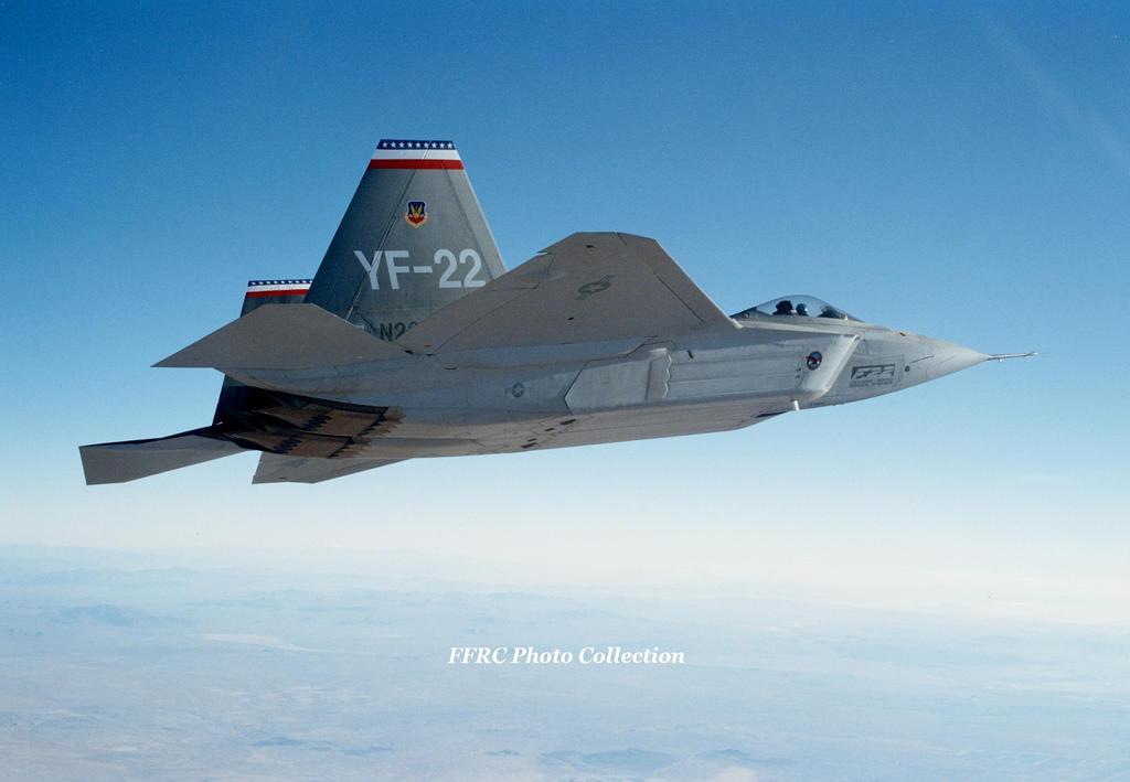 ロッキードYF-22ライトニング