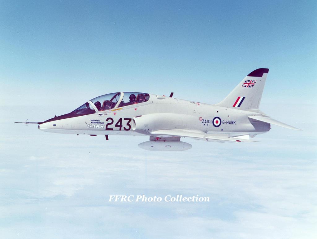 Hawk T.Mk 50 G-HAWK BAe Company demonstrator by fighterman35
