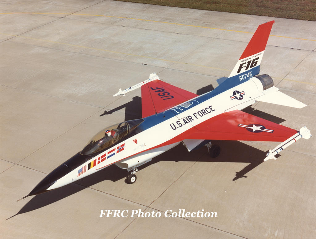 First FSD F-16A 75-0745, Oct 20 1976 by fighterman35