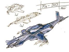 Yaegaki YG-303 by fighterman35