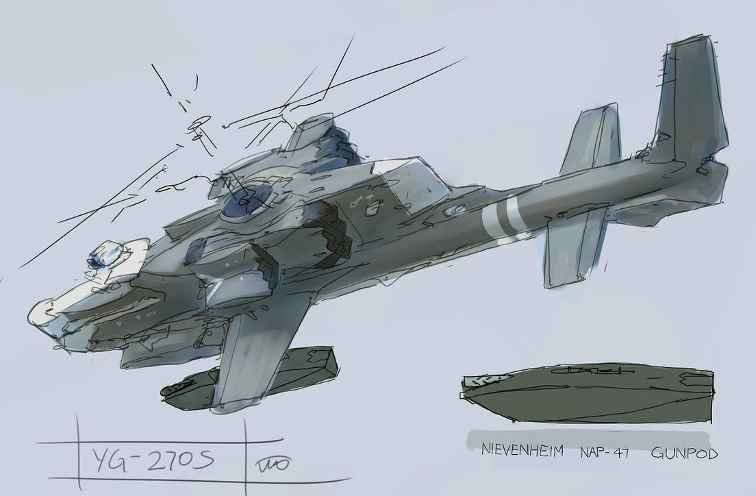 Yaegaki YG-270S by fighterman35