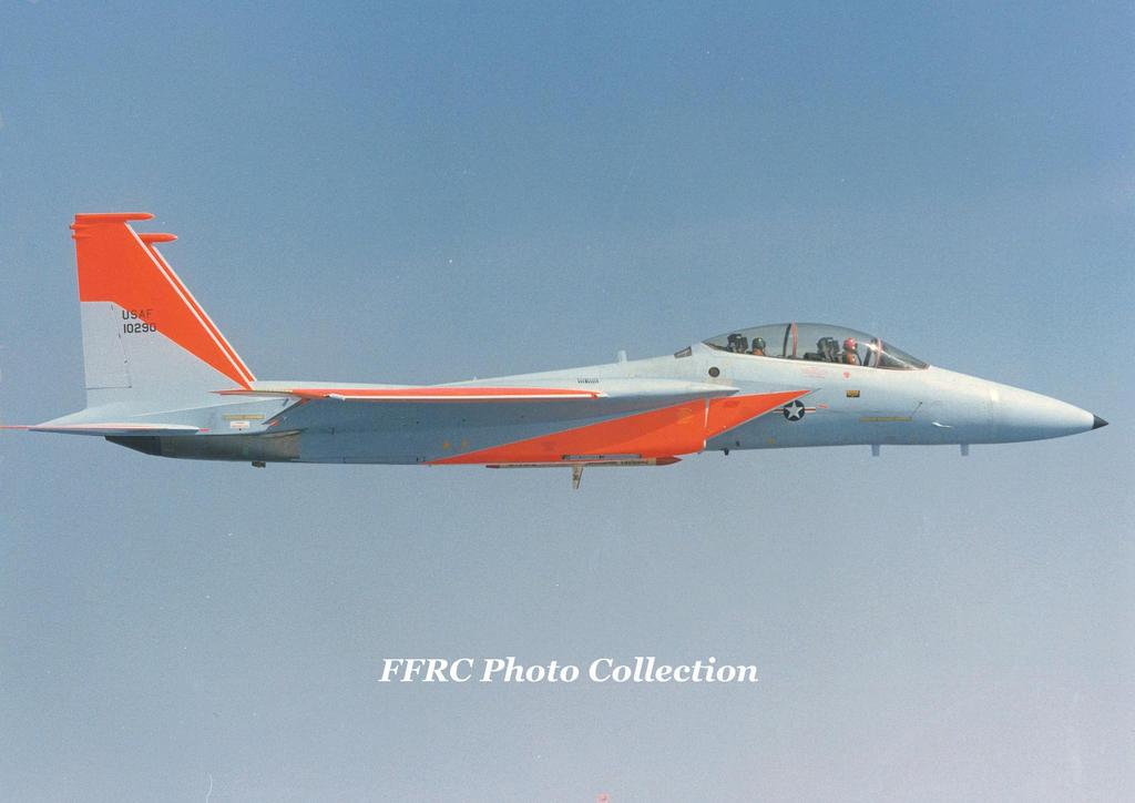 TF-15 71-0290 7 July 1973 by fighterman35