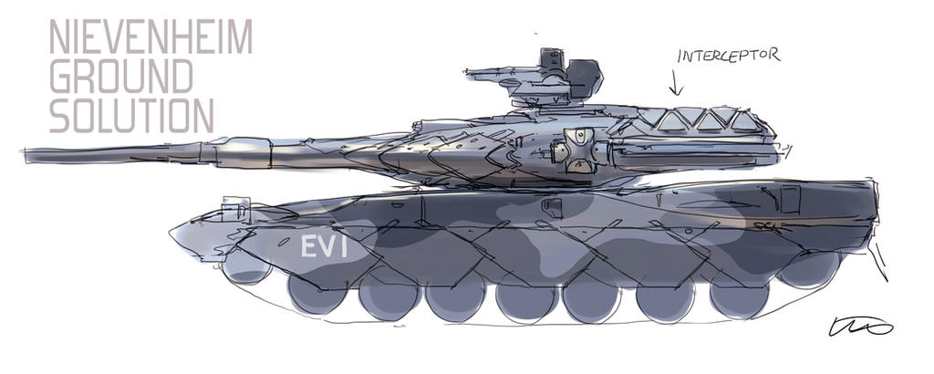Nivenheim EV1 by fighterman35