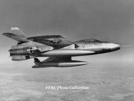 XF-91 with two 500 gallon external fuel tanks by fighterman35