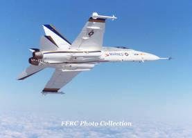 F-18A FSD 1 BuNo 160775, Nov 1978 by fighterman35