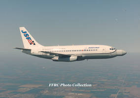 N737BG Modified 737-200, JSF Testbed by fighterman35