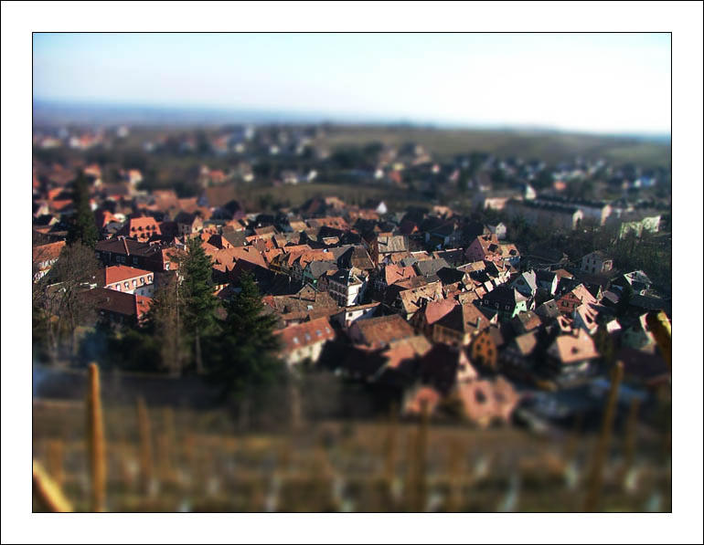 Micro Town II by Hazadess on deviantARTmicro town