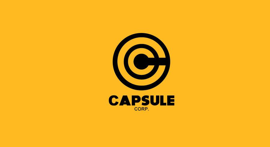 Capsule Corps Capsule Corp Logo Capsule Corp