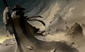 Sandman by PointLineArea