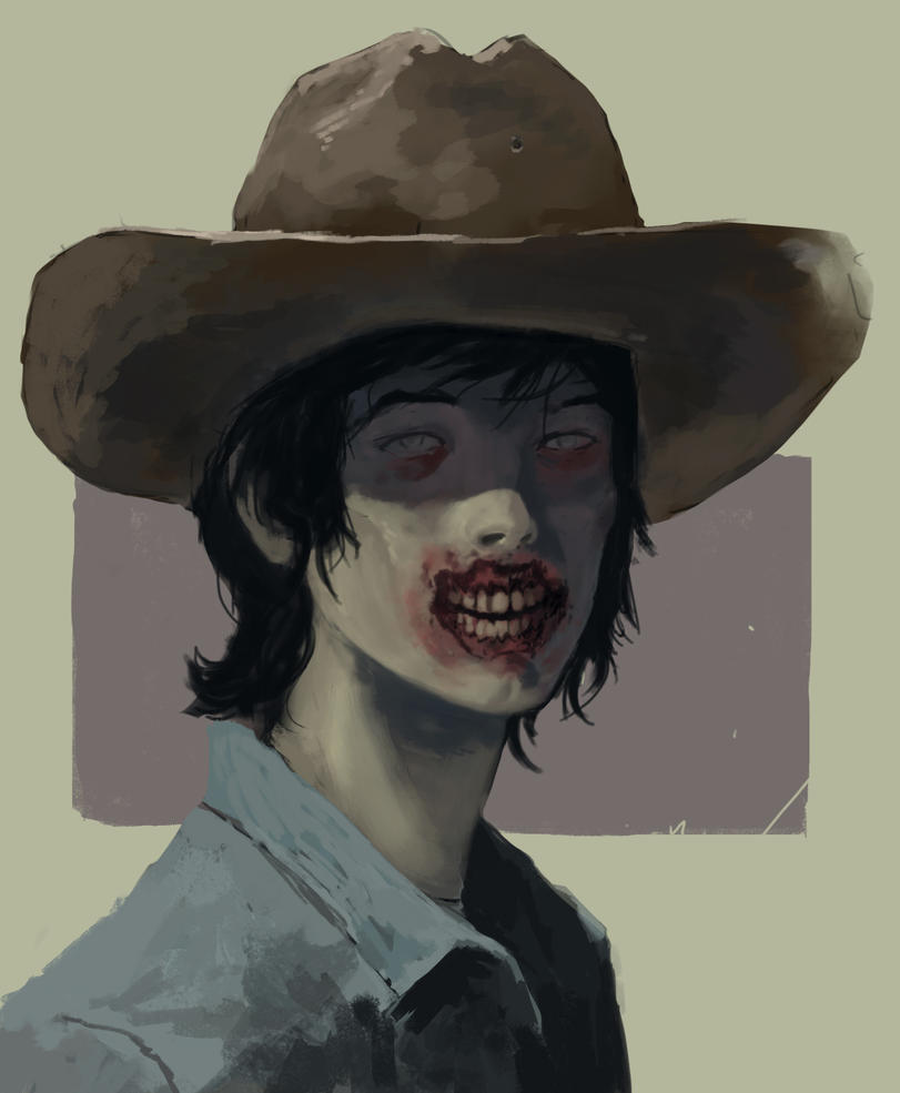 The Walking Carl by PointLineArea