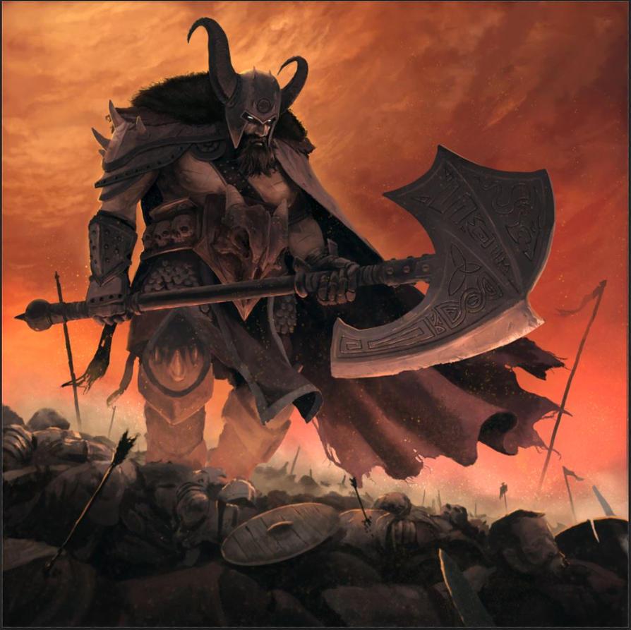 Dragonwarrior by PointLineArea