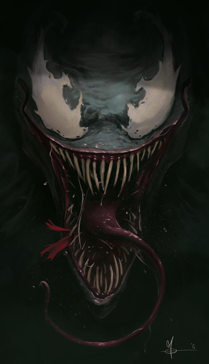 Venom by PointLineArea