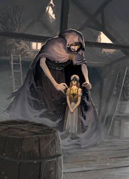 Swamp witch