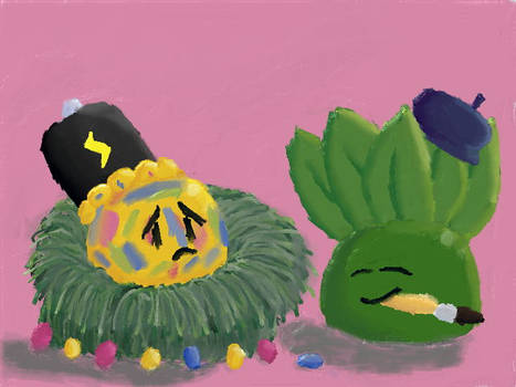 It's an EBF Easter!