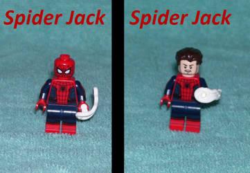 Spider jack by LyndiaPinda