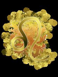 Zodiac sign - Leo by Yapity