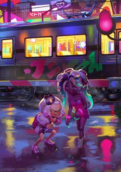 Pearl's Graffiti