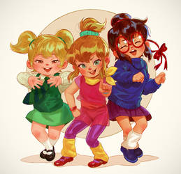 The Chipettes (2020)