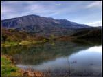 Vogrscek lake by renatoart