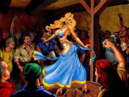 Jo Dancing, the Clean Version by mjarrett1000