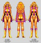 Venus Costume, 1st Version