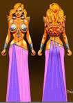 Dancing Outfit For Ternaka's Party