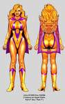 Venus Costume, 2nd Version